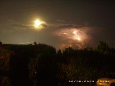 Βραδινή καταιγίδα
