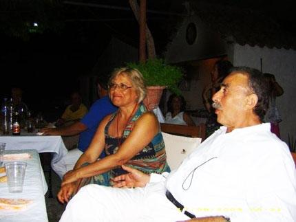 Η Μπολονέζα Κάρλα και ο Καστελανιώτης Μιχάλης